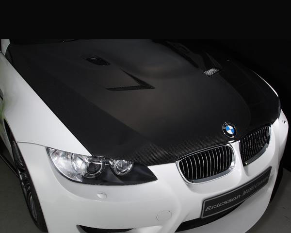 Image of Ericsson Carbon Fiber Bonnet BMW M3 Coupe E92 08-13