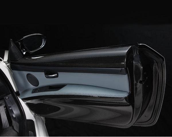 Image of Ericsson Carbon Fiber Inner Door Lining BMW M3 Coupe E92 08-13