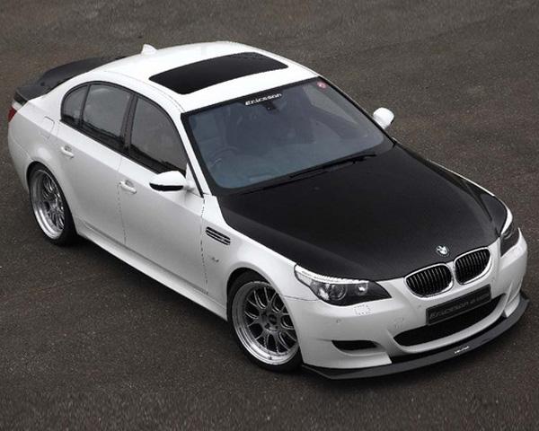 Image of Ericsson Carbon Fiber Bonnet BMW M5 E60E61 05-10
