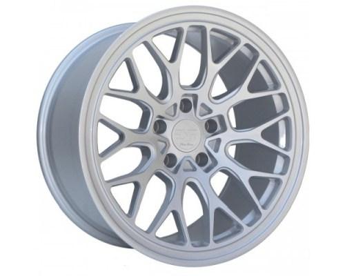 ESM Wheels Motorsports Silver ESM-FF1 Flow Formed Wheel 18x9.5 5x120 +35mm - ESM-FF1MS18X95-5X120+35