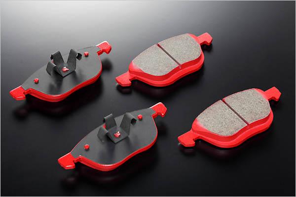 Image of AutoExe Brake Pad Front 02 Mazda 2 03-07