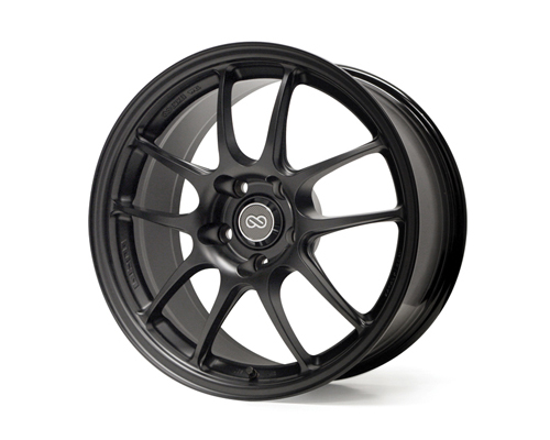 Image of Enkei PF01SS Matte Black Wheel 17x9 5x114.3 35mm