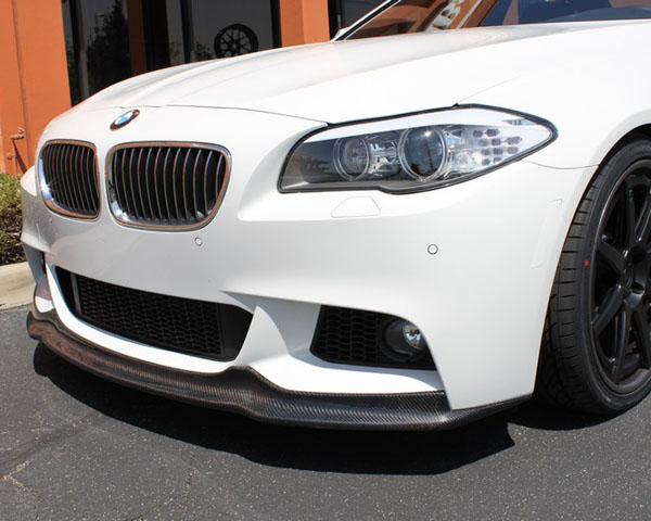 Arkym Aerosport Carbon Fiber Lip Spoiler BMW 5-Series F10 11-12 - F10-FLS-1Cx