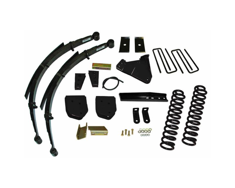 Skyjacker Lift Kit 6 Inch Lift System with Variable Rate Coil Springs 11-16 Ford F-250 Super Duty 11 Ford F-350 Super Duty - F11651KS