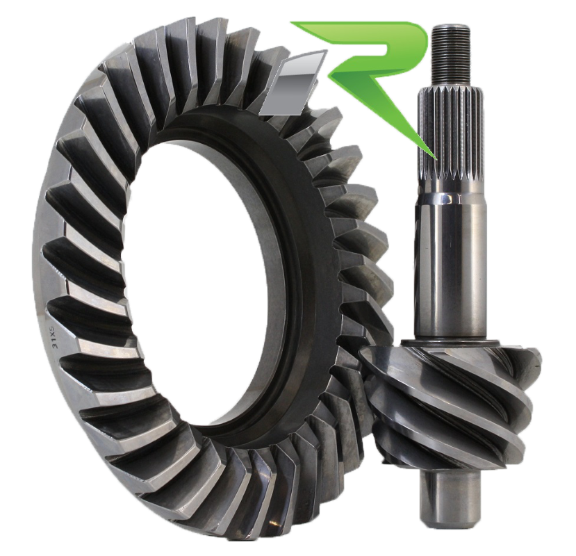 Revolution Gear and Axle Ford 9 Inch 4.10 Ratio REM Superfinished Ring and Pinion - F9-410SF