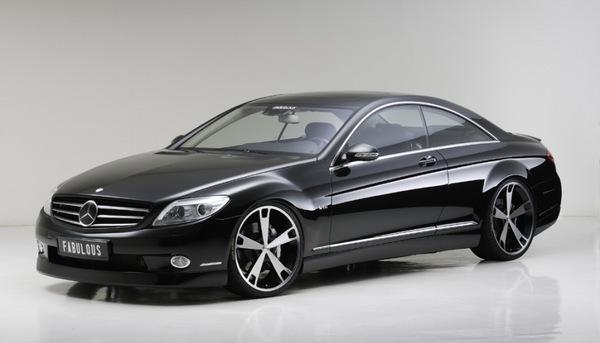 FABULOUS Complete Set Mercedes-Benz CL-Class C216 07-13 - FAB99331010001
