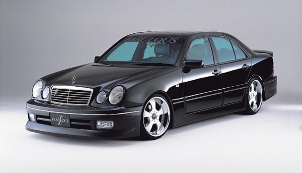 FABULOUS Complete Set Mercedes-Benz E-Class W210 95-02