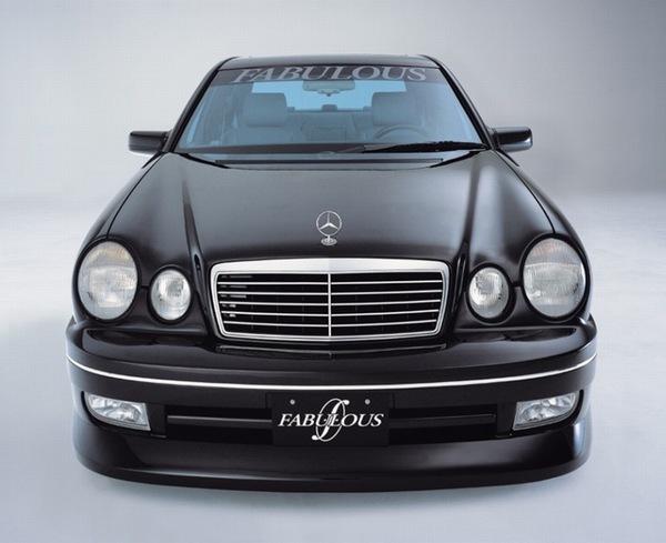 Fabulous front bumper spoiler mercedes benz e class w210 95 02 for 1999 mercedes benz e320 front bumper