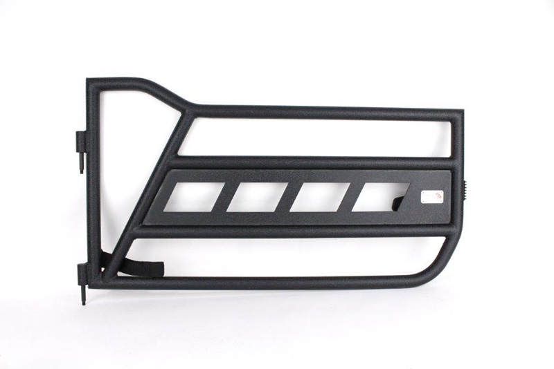 FB24023 Fishbone Offroad | Front Tube Doors Jeep Wrangler JK