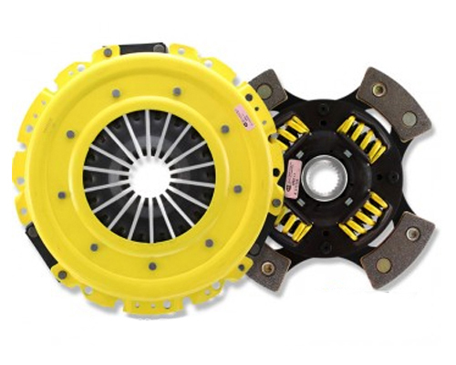 Image of ACT HDG4 Heavy Duty With Solid 4 Puck Disc Clutch Kit Mitsubishi Eclipse 1.8L SOHC 4g37 89-94