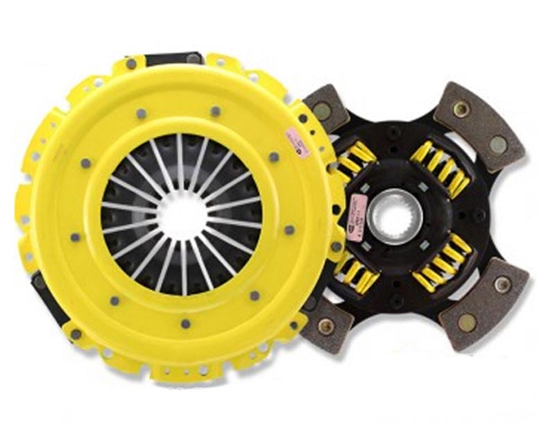 ACT XTG4 Xtreme Sprung 4 Pad Disc Clutch Kit Toyota MR2 1.6L 4AGELC 85-89 - TL2-XTG4