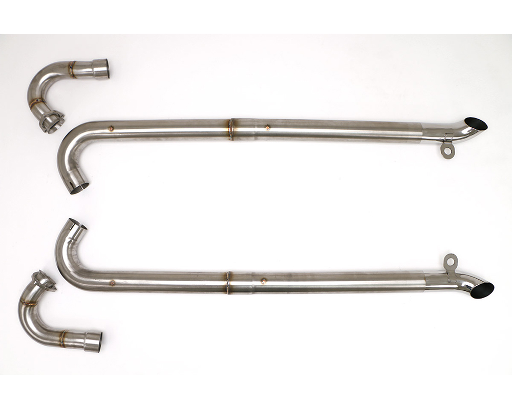 Exhaust Mid Cross X-Pipe for 05-13 Corvette C6 Z06 LS2 LS3 V8 Downpipe Catback