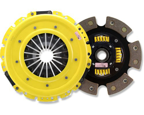 ACT HDG6 Heavy Duty with Sprung 6 Puck Disc Clutch Kit Ford Mustang 4.6L Cobra 96-98 - FM1-HDG6