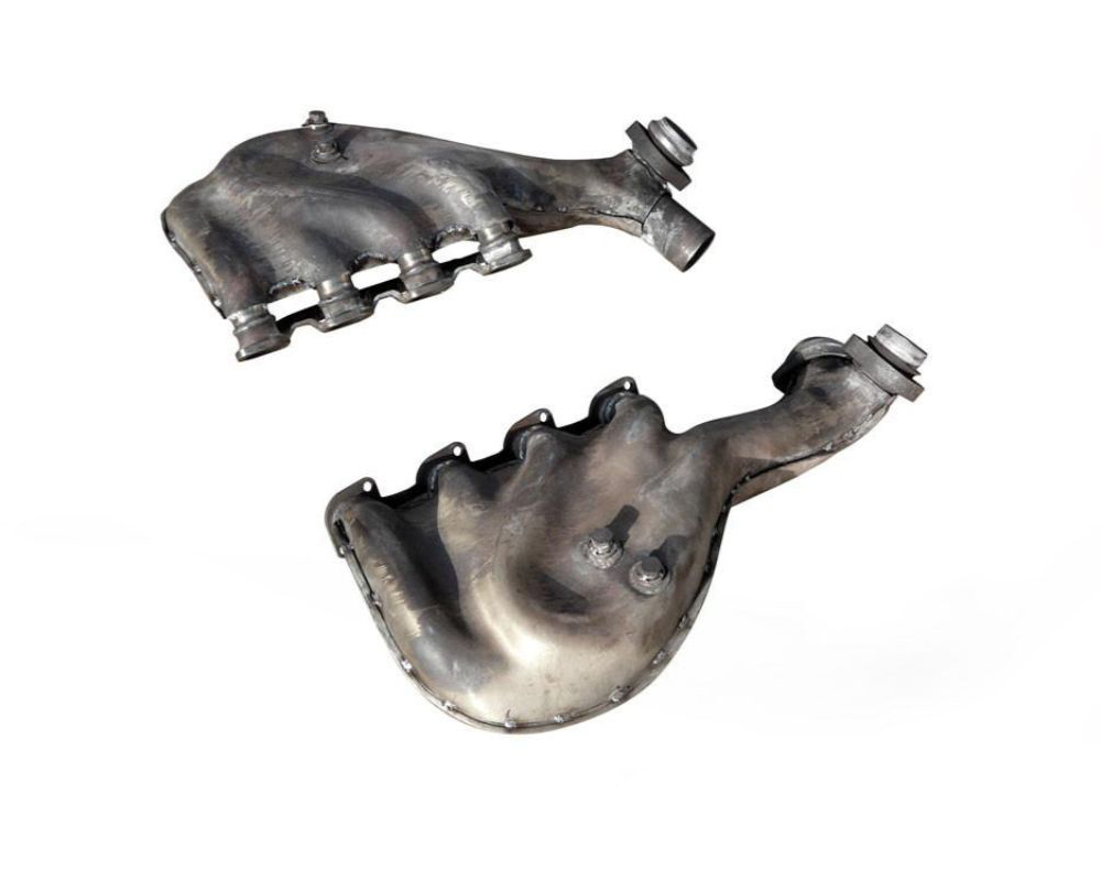 Quicksilver Stainless Steel Manifold Exchange Ferrari F430 04-09 - FE432S