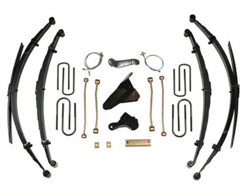Skyjacker 8 Inch Lift Kit Ford Excursion V8 & V10 4WD 00-05 - FE80MKS-A