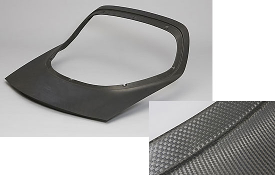 FEED Trunk Tail Gate 01 - Carbon - Mazda RX-7 FD3S 93-02 - FED40121350001