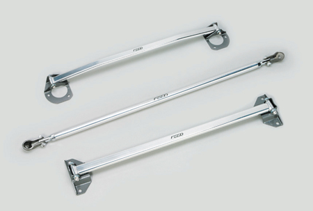FEED Front Tower Bar 01 Mazda RX-8 04-11 - FED41418210001