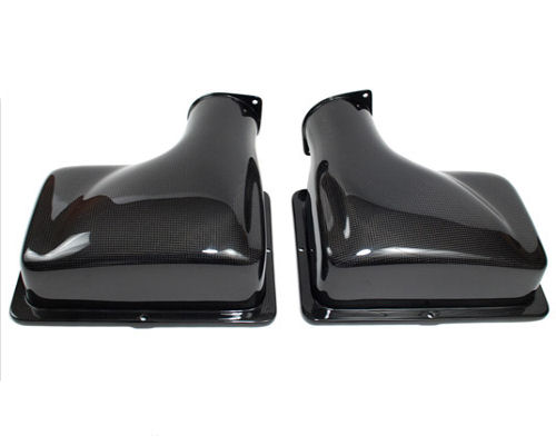 Carbonio Carbon Performance Airboxes Excludes Filters Ferrari F430 04-09 - FER-430ABNF