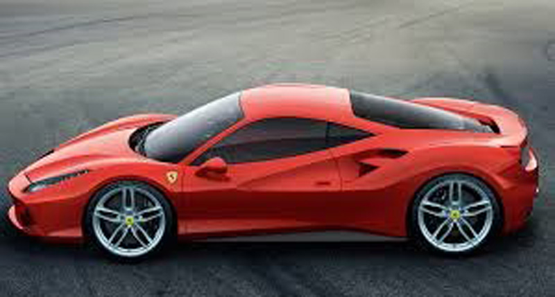 1016 Industries Side Skirts Ferrari 488 GTB 15-20 - 1016.480.03