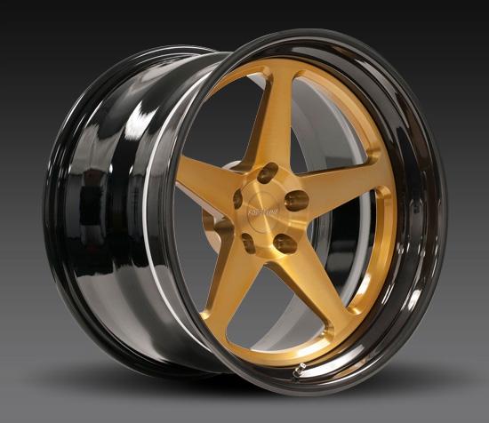 Forgeline Concave Series FF3C Wheel - FF3C