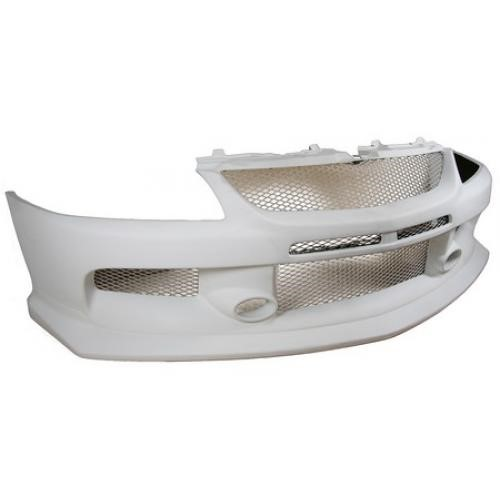 APR Performance Fiberglass Front Bumper With APR Lip Mitsubishi Evo IX 06-07 - FFA-499006