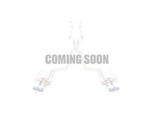 FI Exhaust Front Y Pipe Mid Y Pipe Valvetronic Muffler Dual Tips Infiniti G37 Coupe 08-13 - FI-Infiniti-G37-Coupe