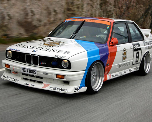 Flossman Carbon Fenders Left | Right DTM E30 M3 Body Kit BMW E30 M3 86-92 - FLO-E30DTM-0003C