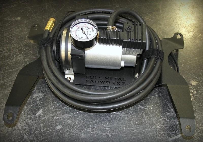 Full Metal FabWorks Adventure Air Compressor Polaris RZR 900S