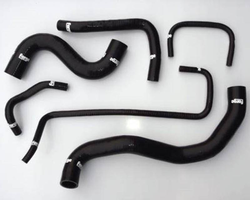 Forge Silicone Coolant Hoses Nissan GT-R R35 09-12
