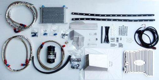 Forge Motorsport Transmission Cooler Kit Nissan GTR R35 09-17
