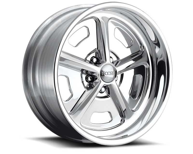 FOOSE Coronet F204 Polished Wheel 17x7 5x120.65 0mm - F2047706140