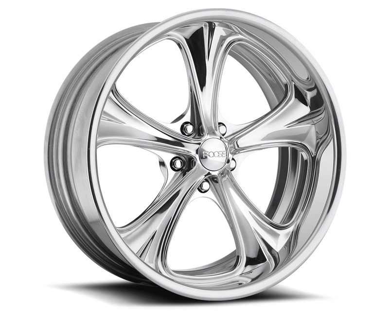 FOOSE Coupe F228 Polished Wheel 20x8.5 5x120.65 0mm - F2282856147