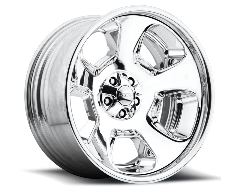 FOOSE Fury F261 Polished Wheel 20x10 5x114.3 -31mm - F2612106542