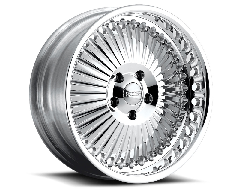 FOOSE Imperial F208 Polished Wheel 20x10 5x120.65 +44mm - F2082106272