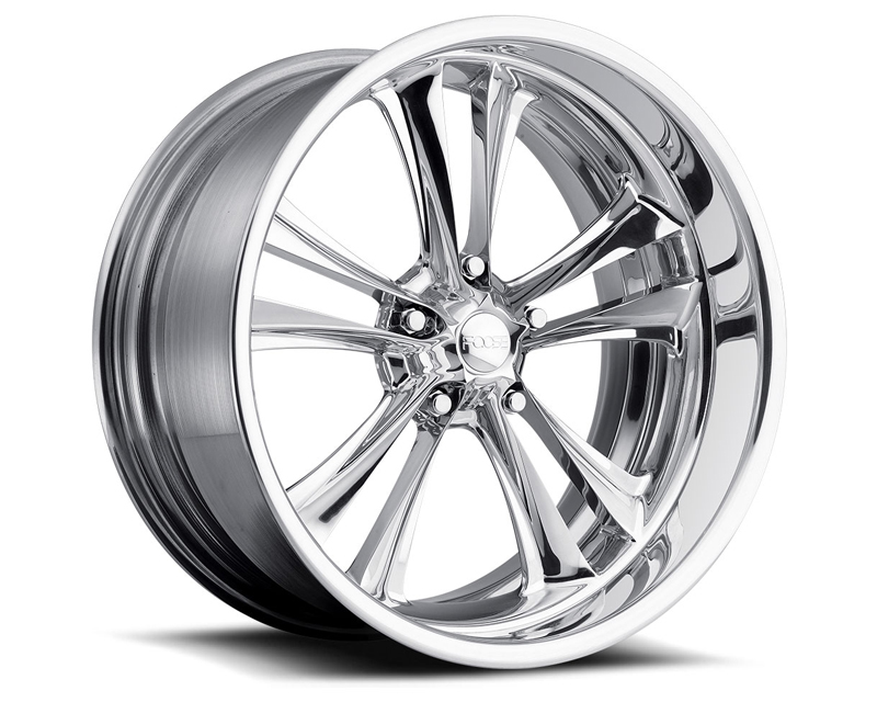 FOOSE Knuckle F237 Polished Wheel 20x10 5x114.3 +13mm - F2372106560