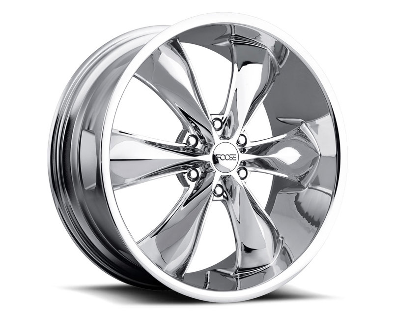 FOOSE Legend 6 F137 Chrome Wheel 22x9.5 6x135 +35mm - F137229589+35
