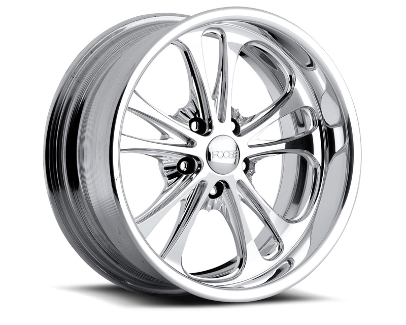 FOOSE Monterey F203 Polished Wheel 20x10 5x114.3 +25mm - F2032106565