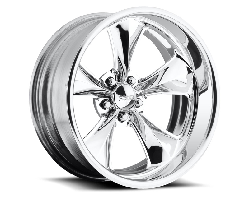 FOOSE Nitrous F202 Concave Polished Wheel 19x10 5x120.65 +13mm - F2029106160