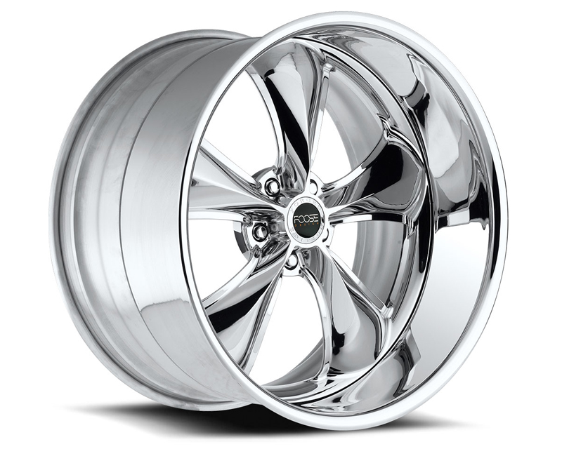 FOOSE Nitrous SE F300 Chrome Wheel 20x8.5 5x120.65 -19mm - F3002856140