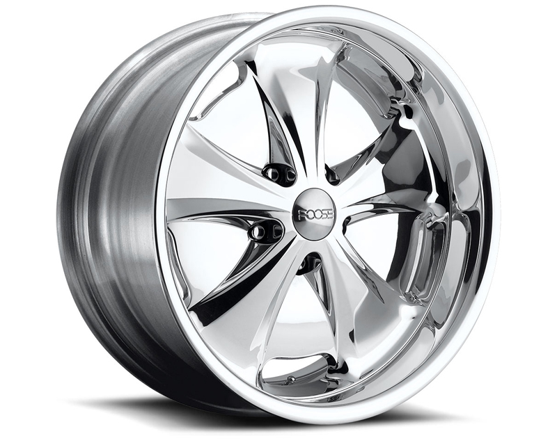FOOSE Nova F206 Polished Wheel 18x7 5x127 0mm - F2068707340