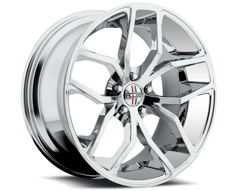 FOOSE Outcast F148 Chrome Wheel 20x10 5x114.3 +40mm - F148200066+40