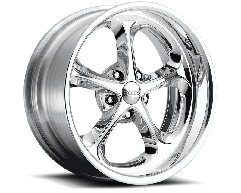 FOOSE Shockwave F209 Polished Wheel 17x7 5x114.3 +13mm - F2097706545