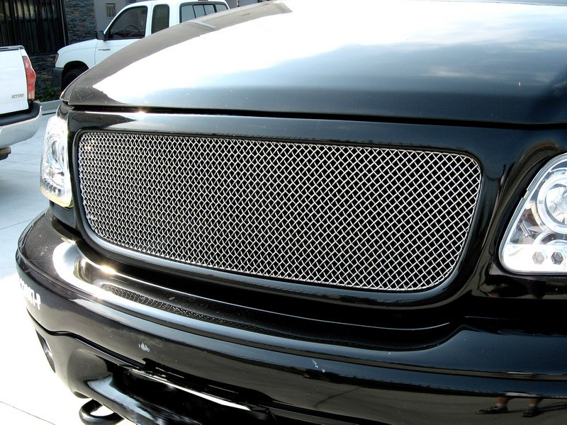 Grillcraft SW Series Upper Billet Grille Insert Ford F250 Light Duty 99-03