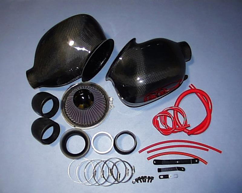 Gruppe M Carbon Fiber Ram Air Intake System Honda S2000 00-03 - FR-S2000