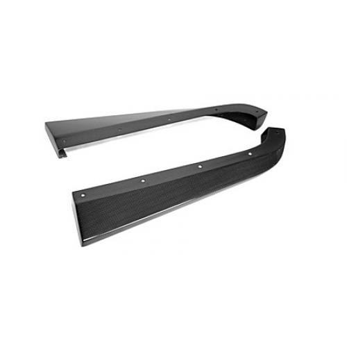APR Carbon Fiber Rear Bumper Skirts Ford Mustang GT 05-09