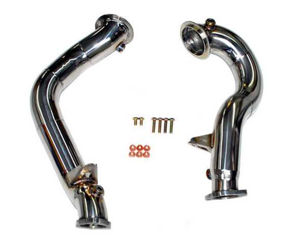 Image of Fabspeed Catbypass Down Pipes BMW 135i N54 08-10
