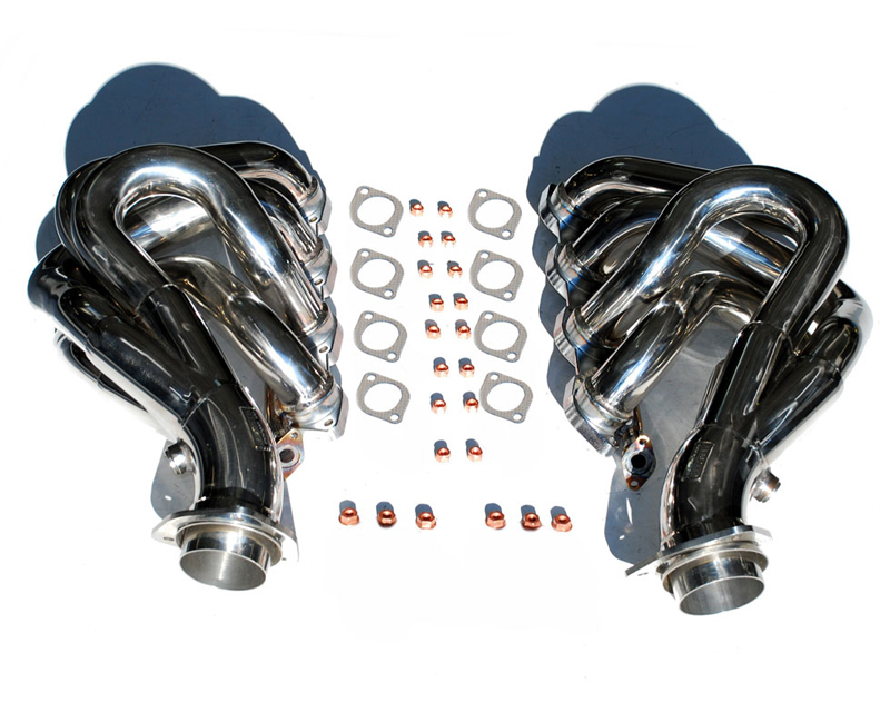 Fabspeed'sport Performance Package Full Exhaust | Airboxes | Air Filters | Ferrari F430 05-09 - FS.FER.430.SPKGP