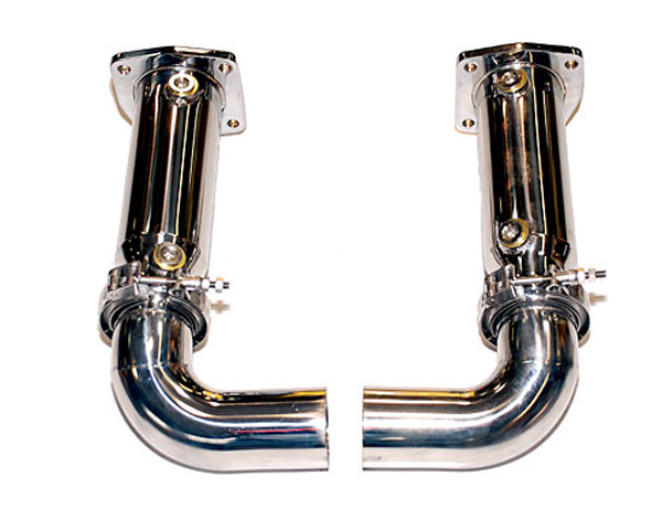 Image of Fabspeed Catbypass Pipes Porsche 997.1 GT2 RS 08-09