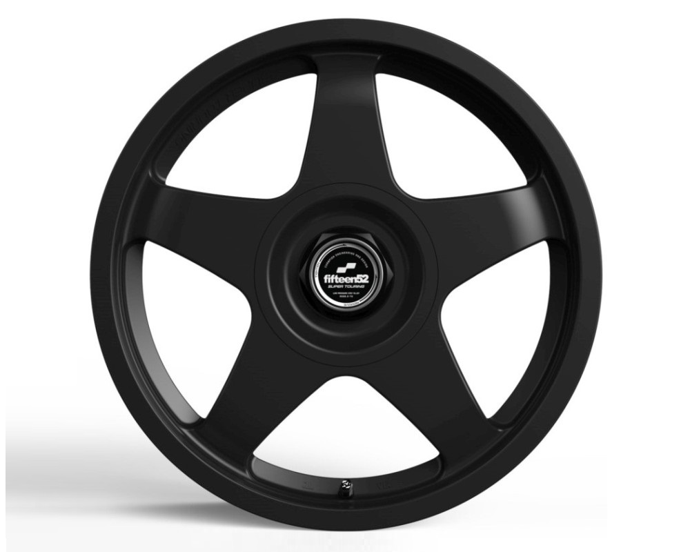 Fifteen52 Chicane Wheel Asphalt Black 18x8.5 5x108|5x112 45mm - STCAB-88558+45