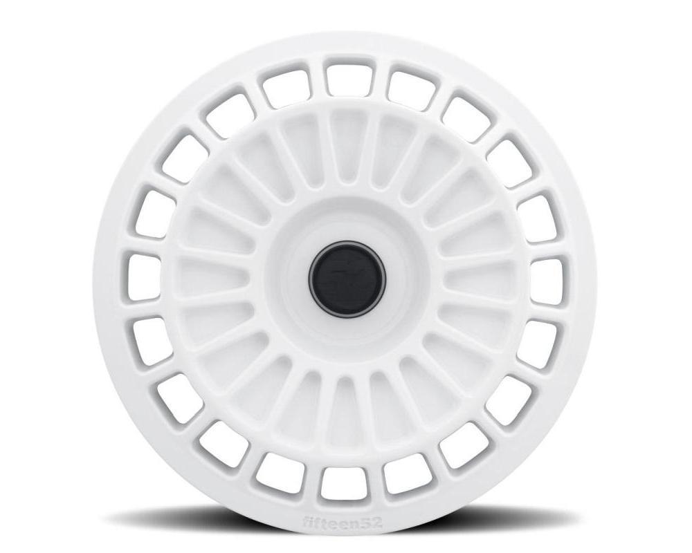 Fifteen52 Integrale Gravel Wheel Rally White 15x7 Custom 15-40mm - NTGRW-570BK+15